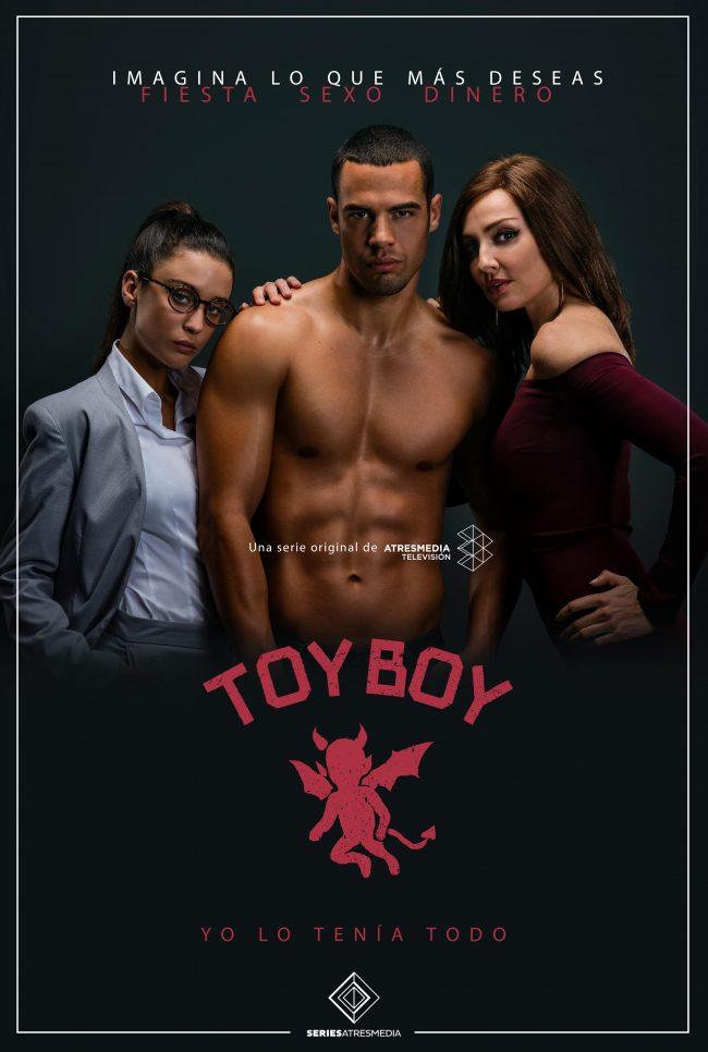 Toy Boy, Antena 3, Netflix, serie, serie española, ficción española, Ale Acosta