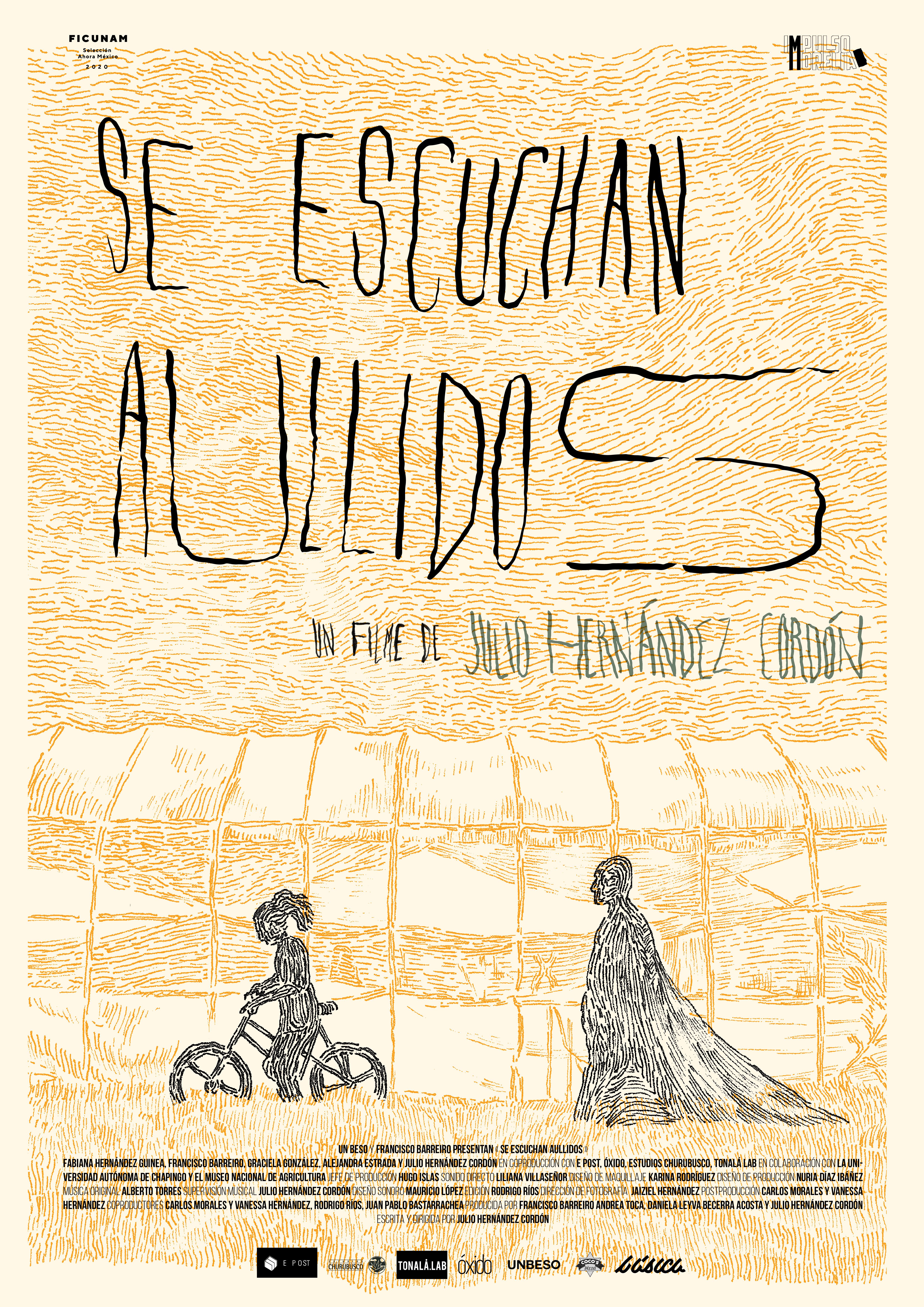 ALBERTO TORRES, julio hernández cordón, se esuchan aullidos, compositor, bso, madrid, españa, banda sonora original