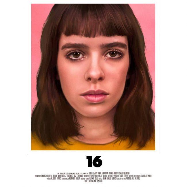 16 cortometraje, ana lambarri, alberto torres, bso, canción original, música original, banda sonora original,